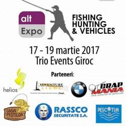 ALT EXPO - Pescuit & Vânătoare 2017