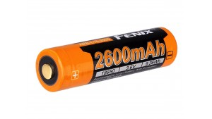 Fenix 18650 - 2600mAh - Acumulator - ARB-L 18-2600