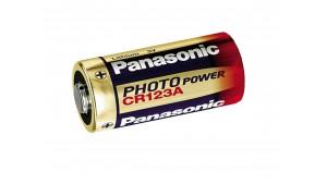 Panasonic CR123A - 3V - Baterie Lithium Power