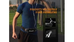Fenix AFB-10 - Borsetă model Funny Pack - Albastru