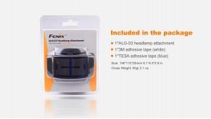 Fenix Adaptor frontal - ALG-03