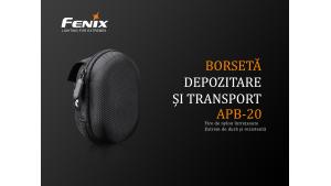 Fenix APB-20 - Borsetă Depozitare și Transport