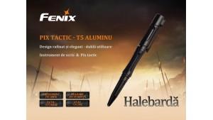 Fenix T5 Aluminiu - Pix Tactic