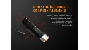 Fenix BC35R - Lanternă bicicletă - 1800 Lumeni - 146 Metri