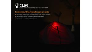 Fenix CL09 - Negru