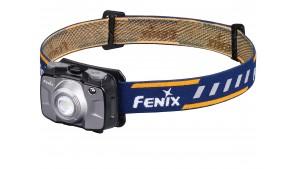 Fenix HL30 - Ediție 2018 - Lanternă Frontală - 300 Lumeni - 50 Metri - Gri