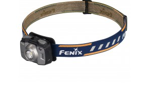 Fenix HL32R - Lanternă Frontală Reîncărcabilă - 600 Lumeni - 73 Metri - Gri