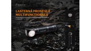 Fenix HM61R - Lanternă frontală - 1200 Lumeni - 145 Metri
