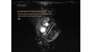 Fenix HM65R - Lanternă frontală - 1400 Lumeni - 163 Metri