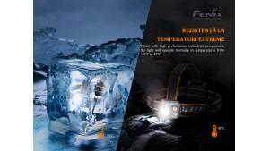 Fenix HP16R - Lanternă frontală - 1650 lumeni - 260 metri