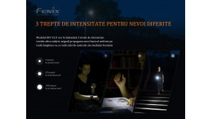 Fenix E01 V2.0 - Lanternă EDC - 100 Lumeni - 35 Metri
