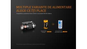 Fenix E16 - Lanternă EDC - 700 Lumeni - 142 Metri