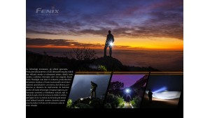 Fenix E28R - Lanternă EDC - 1500 Lumeni - 200 Metri