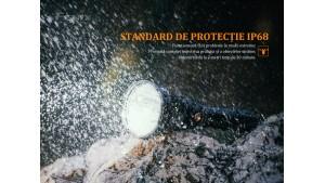 Fenix HT18 - Lanternă vânătoare - 1500 Lumeni - 925 Metri