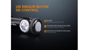 Fenix LD15R - Lanternă Reîncărcabilă - 500 Lumeni - 85 Metri