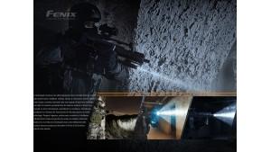 Fenix LR35R - Lanternă profesională - 10000 Lumeni - 500 Metri