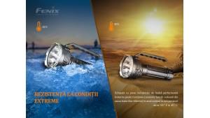 Fenix LR80R - Lanternă profesională - 18000 Lumeni - 1130 Metri