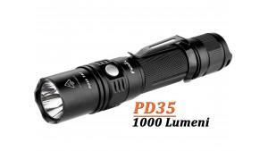 Fenix PD35 - Tactical - Negru