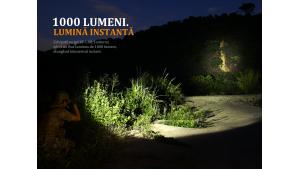 Fenix PD35 V2.0 - Lanternă Tactică Digital Camo - 1000 Lumeni - 250 Metri