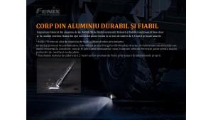 Fenix TK11 TAC - Lanternă tactică - 1600 Lumeni - 335 Metri