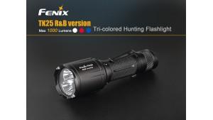 Fenix TK25 - Versiune Red&Blue