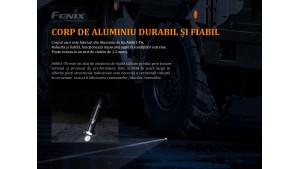 Fenix TK30 - LEP - Lanternă Laser - 500 Lumeni - 1200 Metri