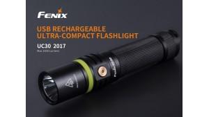 Resigilat - Fenix UC30 - Ediție 2017