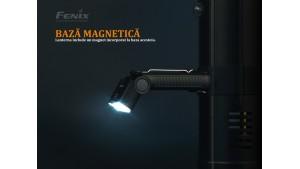 Fenix WT20R - Lanternă de lucru - 400 Lumeni - 117 Metri
