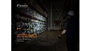 Fenix WT50R - Lanternă de lucru - multifuncțională - 3200 Lumeni - 425 Metri