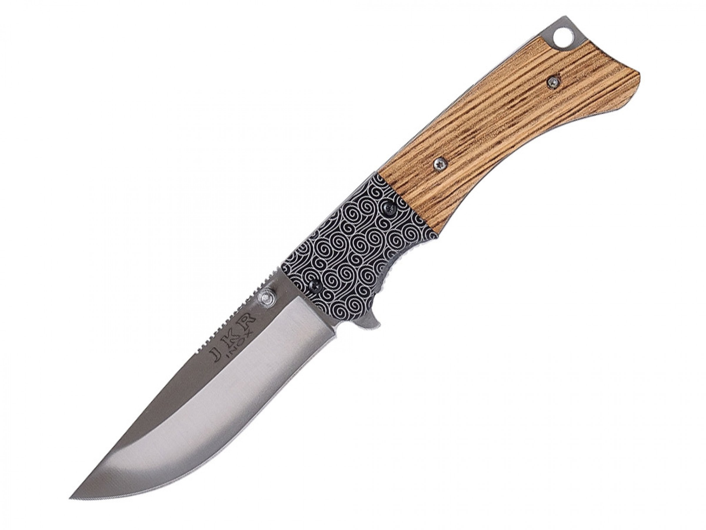 JKR - Briceag de vânătoare - 9 CM