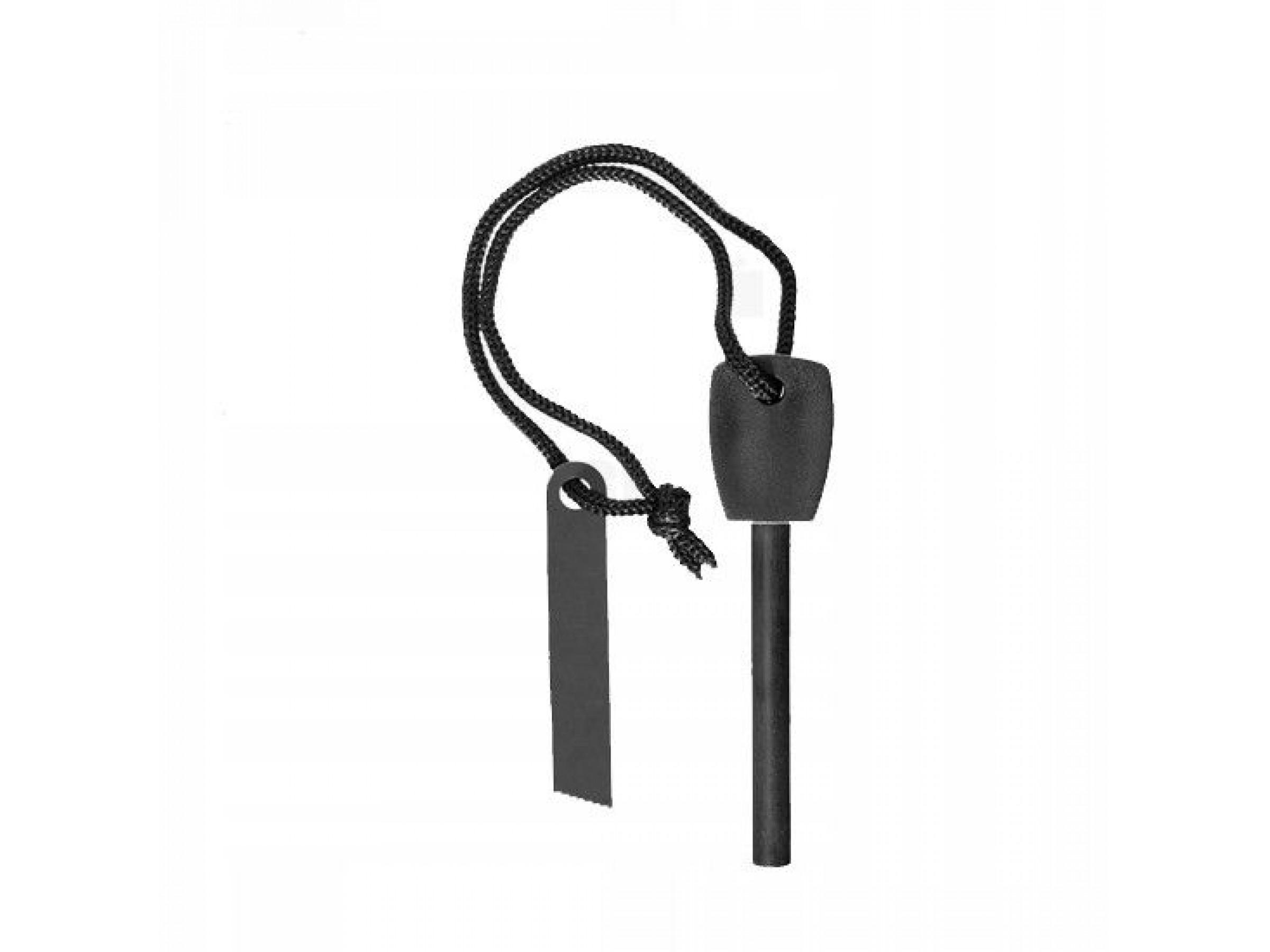 JKR - Amnar cu baton de magneziu - Negru