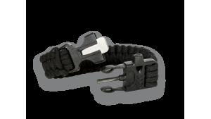 JKR - Brățară paracord - Black