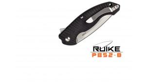 Ruike - P852 - Briceag - Oțel 14C28N - Negru