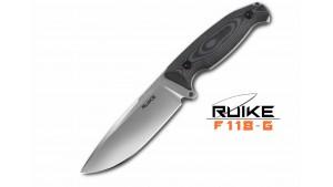 Ruike - F118 - Lamă fixă - Verde