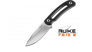 Ruike - F815 - Lamă fixă - Black
