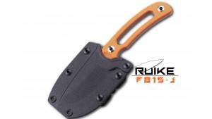 Ruike - F815 - Lamă fixă - Orange