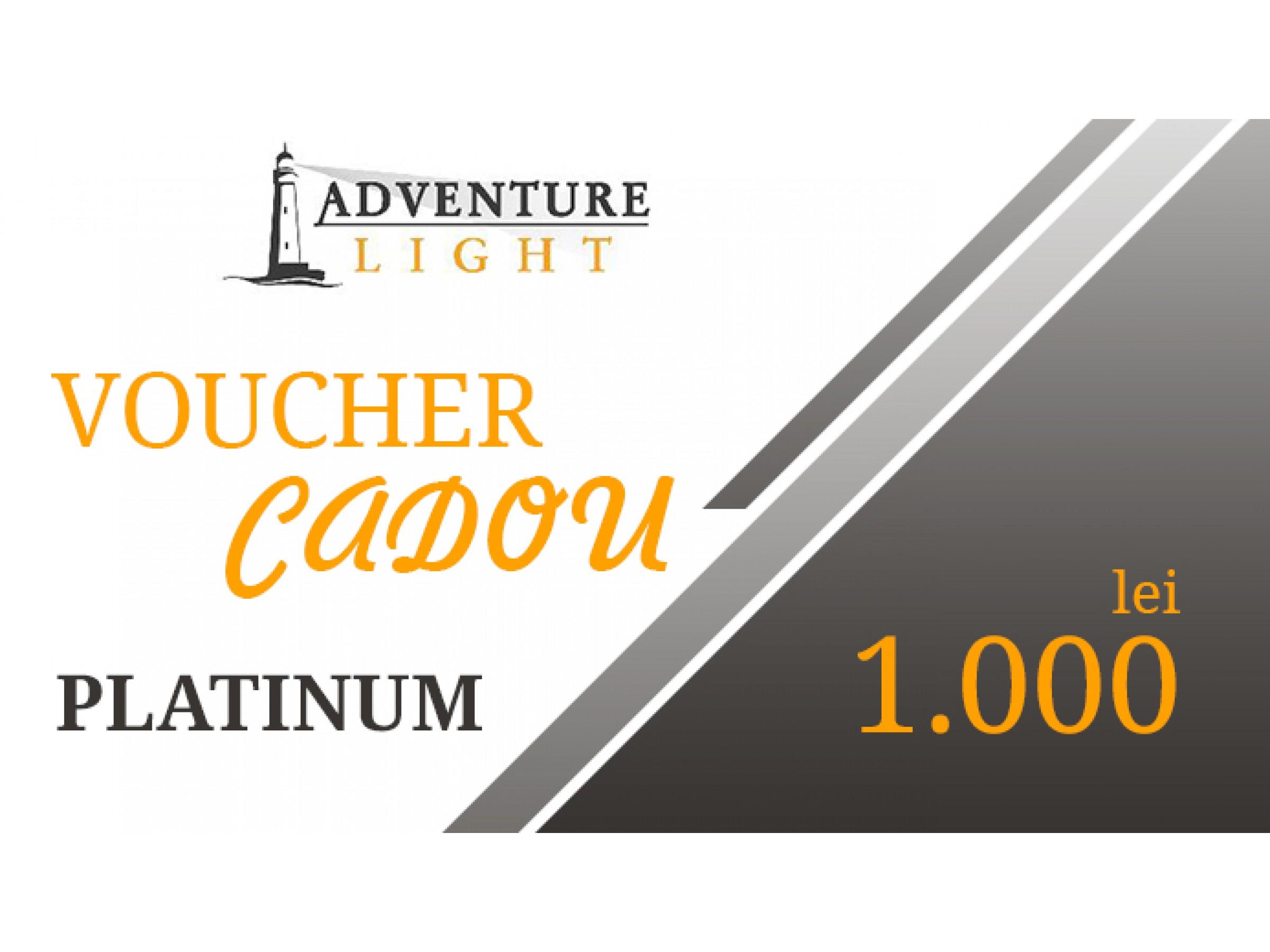 Voucher Cadou - PLATINUM